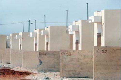 Article : Logements sociaux, un business sans scrupule au Sénégal