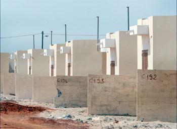 Programme immobilier de logements sociaux